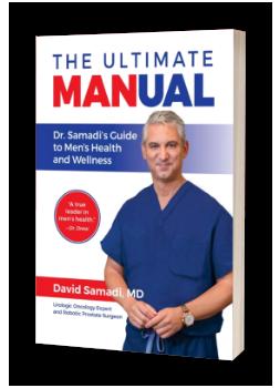 David Samadi Book
